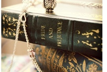 Books, one of my favorite past times / by Katie Kerntke