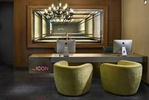 The ICON Hotel & Lounge / A stylish hotel in the heart of Prague, your local guide, the place you want to BE....