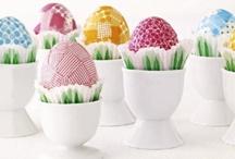 Dekortapasz Húsvét - Washi tape Easter