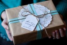 Dekortapasz ajándék csomagolás - Washi tape gift wrap