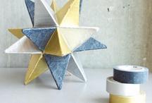 Dekortapasz művészet - Washi tape art