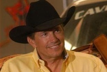 George Strait( King of Country Music) / by Jan Ream