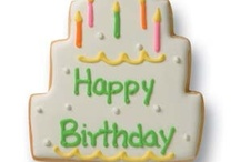 Birthday / Here are some great ideas for making that birthday special.
