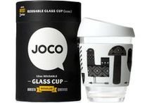 JOCO glass reusable cups / The complete range of JOCO glass reusable cups available online in the JOCO store or from your closest friendly JOCO stockist. Visit www.jococups.com to discover JOCO cups.