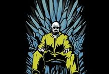 Game of thrones, breaking bad and sons of anarchy / by Crossover Expo