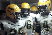 Augustana College France 2013 / ACV Football Tour and Game