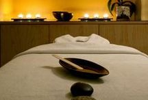 Londa Spa / The exclusive Londa Spa within Londa Hotel. Highly trained professional therapists and luxury organic products.