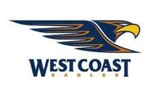 WEST COAST EAGLES / This board belongs to JUDAH BENTLEY
