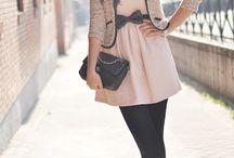 Dressy weekend wear