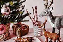 Merry Christmas & Happy Holidays / Christmas & Holiday inspiration for food, drink, gifts and decorations
