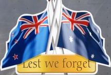 ANZAC DAY -  SPIRIT LIVES ON / AUSTRALIA NEW ZEALAND ARMY CORPS - THANK YOU SO MUCH TO ALL THE DIGGERS  WHO SERVED AND LOST THIER LIVES TO DEFEND THE FREEDOM THAT WE ENJOY  TODAY - GOD BLESS YOU ALL - LEST WE FORGET