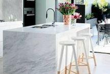 Interiors - Kitchen / by Katarzyna Janicka