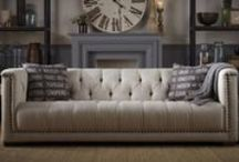 Heritage Revival / Combine textures and details to give tradition a modern twist.