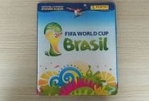 FIFA World Cup 2014 stickers