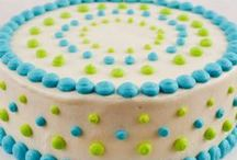 cake decorating & inspirations