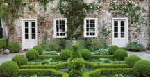 American Gardens / Formal, Casual, Small and Large....All American