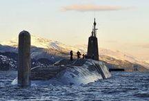 Military ships and submarine / Nástěnka se bude týkat vojenských lodí a ponorek.