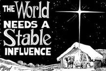 KID BORN IN SHED SAVES THE WORLD / GODS  GREATEST GIFT FOR US  IS JESUS. ASK HIM INTO YOUR LIFE TODAY. HIS FREE GIFT OF SALVATION AND ETERNAL LIFE IS FOR ALL WHO TRUST IN HIM.
