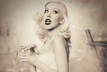 Christina Aguilera / by Shabree Inuwa