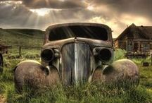 RUST IN PEACE / BEAUTY IS IN THE EYE OF THE BEHOLDER - AGING GRACEFULLY
