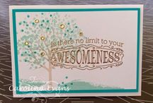 Stampin' Up! Occassions & Saleabration 2015