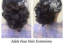 Hair / https://www.facebook.com/adelefayehairextensions