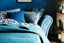 Teal / Rich, dark and moody, these shades work beautifully together for a full-colour effect.      Visit: www.dfs.co.uk/styleguide for more inspiration.