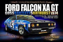 FALCON XA 2 XC / GOTTA LOVE AUSSIE MUSCLE CARS IN THE 1970'S