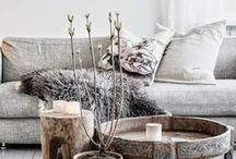 Scandinavian Spirit / Laid back, simple, functional style. The design philosophy? To conduct happiness. Let Scandinavian interiors capture your heart.