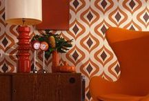 Go Retro / Something that never went out of style.. Bold prints and vibrant palettes make up our favourite retro composition! Step back in time with our timeless textures and fun accessories to finish your look!
