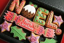 Christmas Cakes,Cookies & Candy