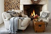 Highland Fling / Trend alert! This season's love affair with tartan and plaid checks every home stylist's box. Tartan, plaid, checks… this instantly recognisable fabric is set to be taking centre stage in our homes this autumn and winter. Jump on the trend by mixing and matching plenty of patterns, textures and accessories with highland animals and cosy throws!