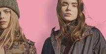 GANNI Fall Winter 2016 Outerwear Campaign