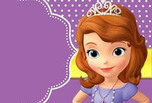 Sofia the First 2nd Birthday Party