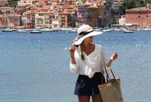 Summer holiday wear