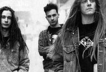 Old school death, thrash