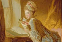 18th Century / Georgian Period, French Rococo, Neoclassic, and French Revolution.