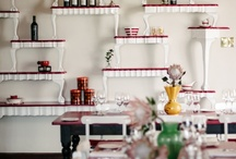 The Red Table Restaurant at Nederburg / Espresso developed a first for Nederburg; its very own restaurant, called The Red Table.