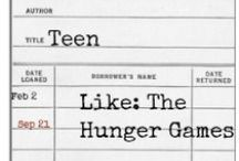 Hunger Games Read-alikes