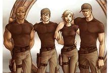 Stargate Diary : SG-1