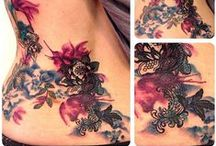 Tattoos / Just cause I'm not brave enough to get one doesn't mean I can't appreciated them / by Hannah Hossack