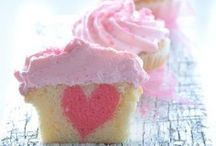cakes and cupcakes and icing / by Judy Wentz