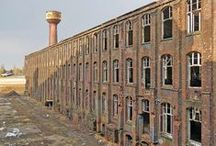 ABANDONDED INDUSTRIAL SITES / by Snook Thomas