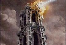 Tarot Art - The Tower