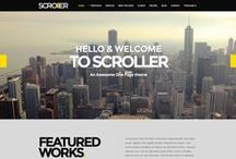 Web design - Parallax