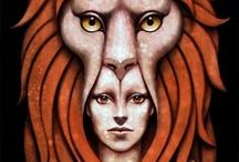 Tarot Art - Misc. Cards / ...cards from tarot decks I would love to have in my collection...