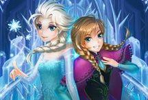 Frozen ' Elsa & Anna '