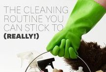 Smart Cleaning / Learn how to clean your home the eco friendly way! / by #CartonSmart