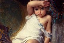 Art ~ Émile Munier / (1840-1895)