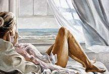 Art ~ Victor Bauer